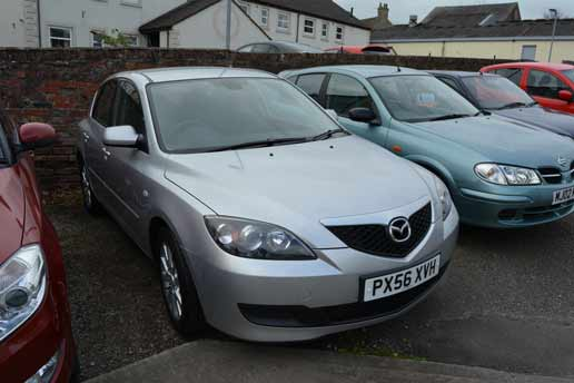 Mazda Brookside Garage Wigton